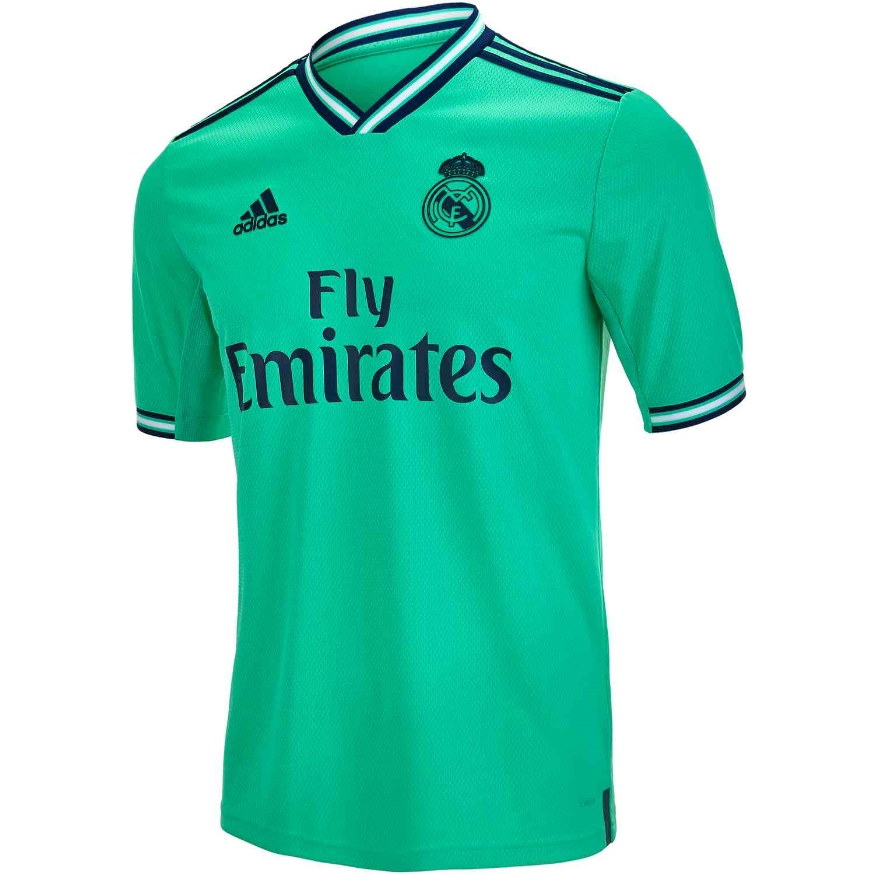 cheap for discount 4f2e2 938b2 adidas YOUTH REAL MADRID 3RD JERSEY 19/20