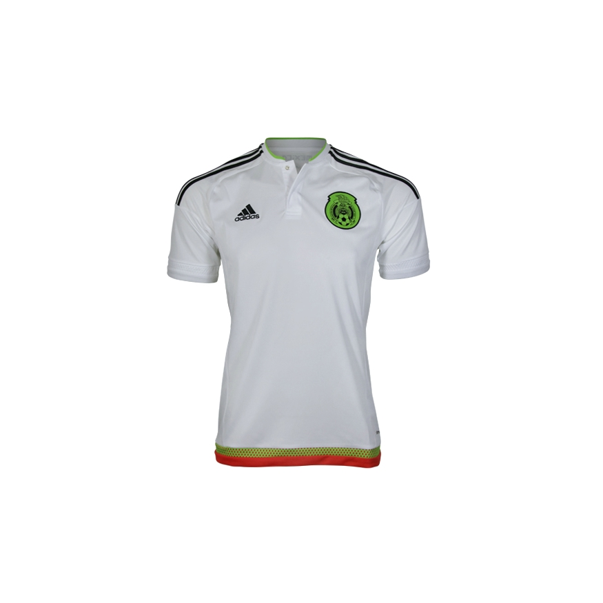 8b6b09381fa adidas MEXICO YOUTH AWAY JERSEY 2016