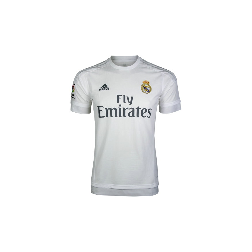 watch bf6dc 13d8d adidas REAL MADRID HOME JERSEY 15/16