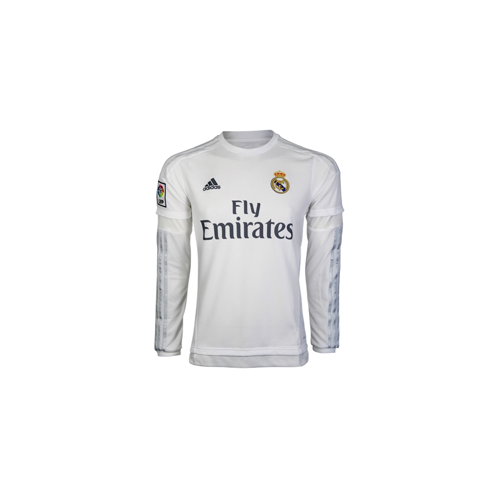 f93a57cf8 adidas REAL MADRID LS HOME JERSEY 15 16
