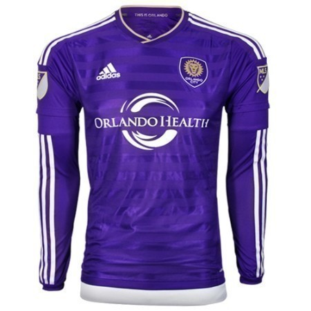 adidas ORLANDO CITY LS AUTHENTIC JERSEY 15/16 Thumbnail