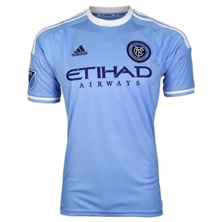 adidas NEW YORK CITY YOUTH HOME JERSEY 2015 Thumbnail
