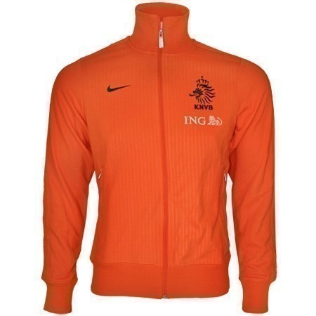 NIKE HOLLAND AUTHENTIC N98 JACKET 12/13 Thumbnail