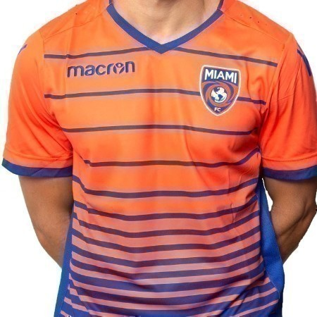 MACRON YH MIAMI FC AUTHENTIC AWAY JERSEY 2019 Thumbnail