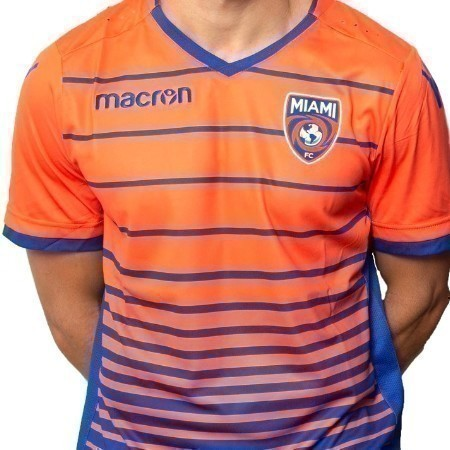 MACRON MIAMI FC AUTHENTIC AWAY JERSEY 2019 Thumbnail