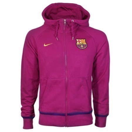 NIKE BARCELONA AUTHENTIC FULL-ZIP HOODIE Thumbnail