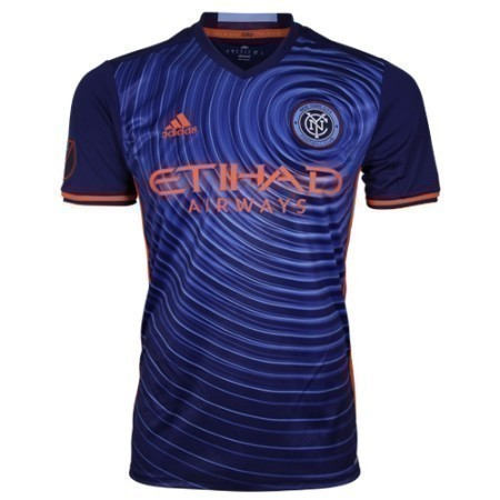 adidas NEW YORK CITY YOUTH AWAY JERSEY 2016 Thumbnail