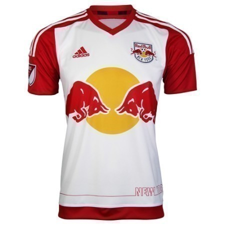 adidas NEW YORK RED BULLS HOME JERSEY 2015 Thumbnail