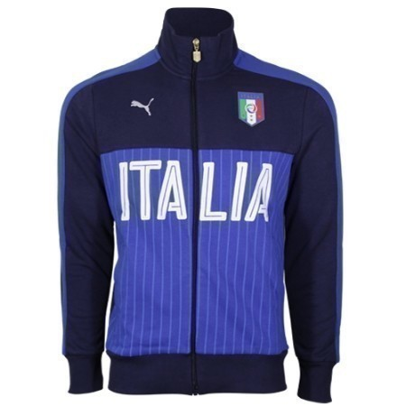 PUMA ITALIA FAN WEAR TRACK JACKET Thumbnail