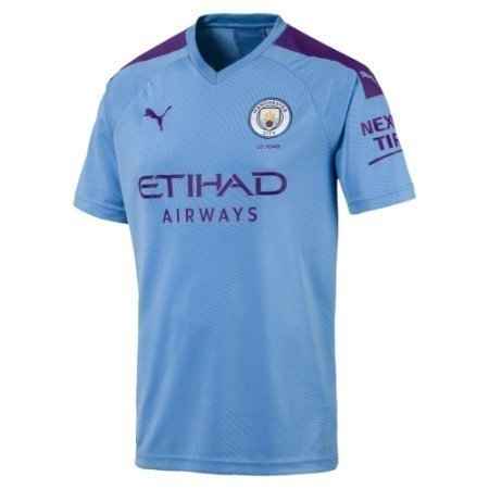 PUMA MANCHESTER CITY HOME JERSEY 19/20 Thumbnail