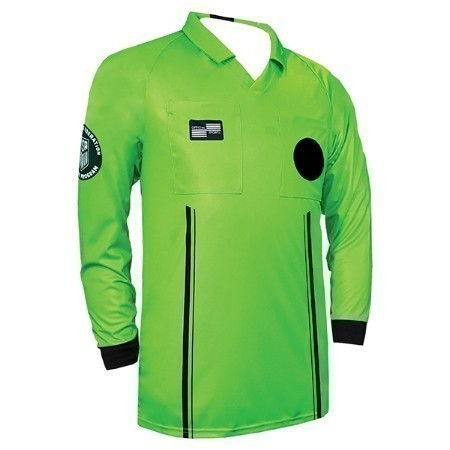 USSF ECONOMY LS REFEREE JERSEY Thumbnail