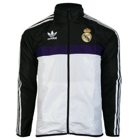 adidas REAL MADRID WINDBREAKER Thumbnail