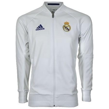 adidas REAL MADRID HOME ANTHEM JACKET Thumbnail