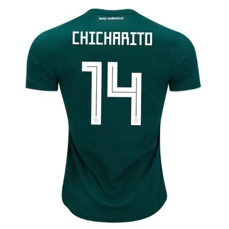 adidas CHICHARITO MEXICO HOME JERSEY 2018 Thumbnail