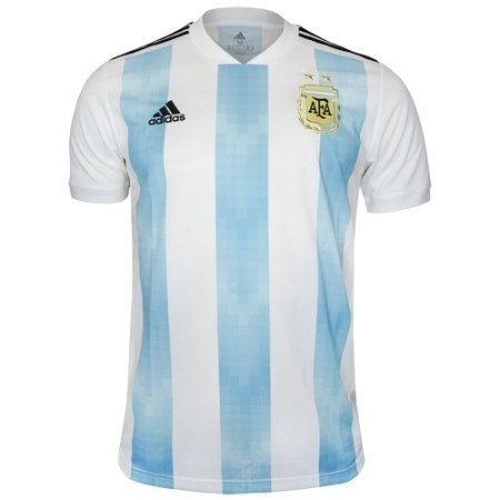 adidas ARGENTINA YOUTH HOME JERSEY 2018 Thumbnail