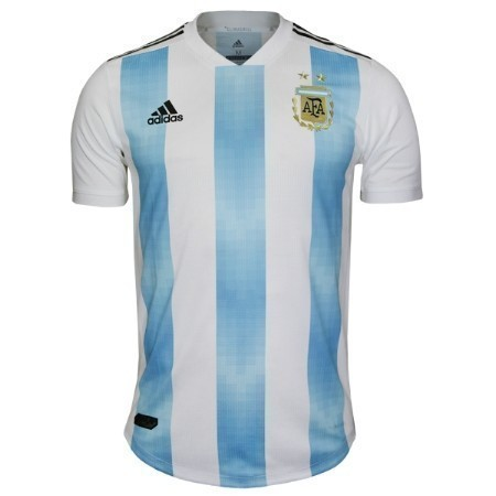 adidas ARGENTINA AUTHENTIC HOME JERSEY 2018 Thumbnail