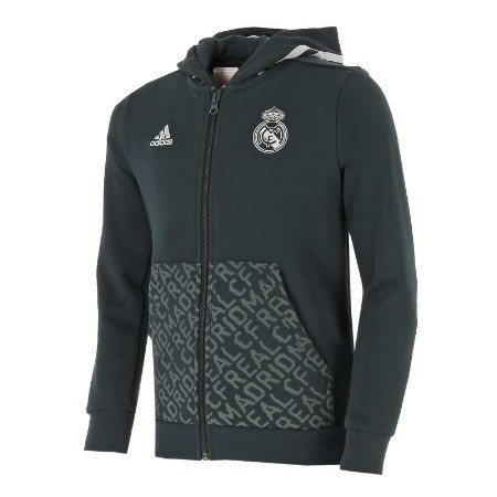 adidas YOUTH REAL MADRID FZHD JACKET Thumbnail