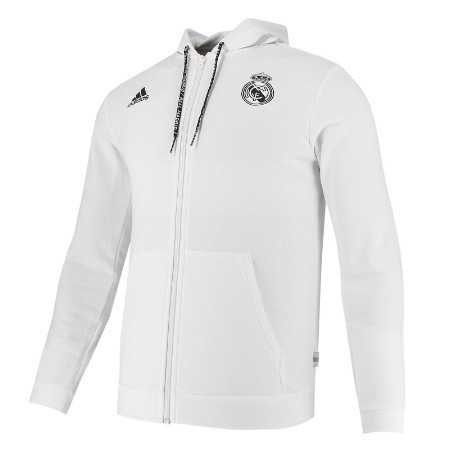 adidas REAL MADRID FZ HD JACKET  Thumbnail