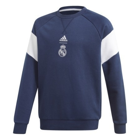 adidas YOUTH REAL MADRID CREW SWEATSHIRT Thumbnail