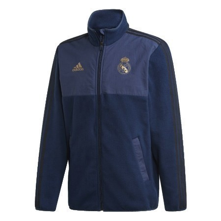 adidas REAL MADRID FLEECE JACKET Thumbnail