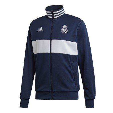 adidas REAL MADRID 3 STRIPES TRACK TOP Thumbnail