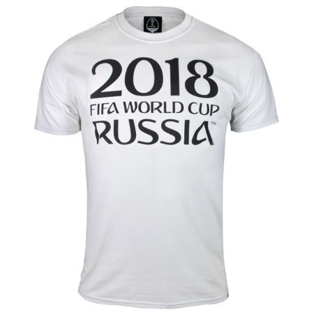 2018 FIFA WORLD CUP RUSSIA TEE Thumbnail