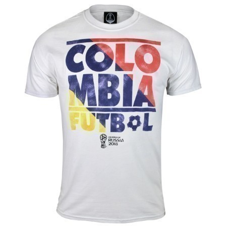 COLOMBIA 2018 FIFA WORLD CUP TEE Thumbnail