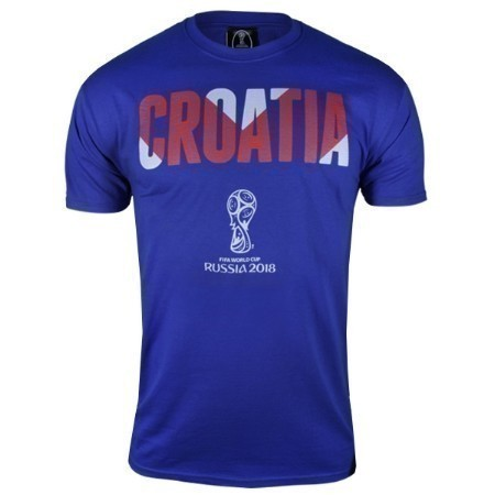 CROATIA 2018 FIFA WORLD CUP TEE Thumbnail