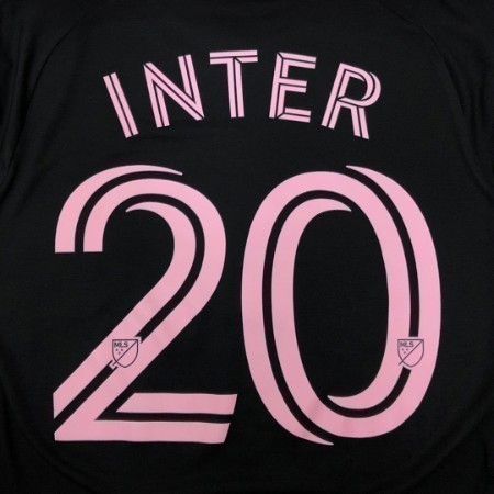INTER MIAMI CF AWAY NUMBER KIT 2020 Thumbnail
