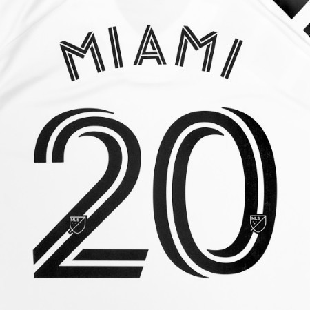 INTER MIAMI CF HOME NUMBER KIT 2020 Thumbnail