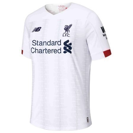 NEW BALANCE YOUTH LIVERPOOL AWAY JERSEY 19/20 Thumbnail