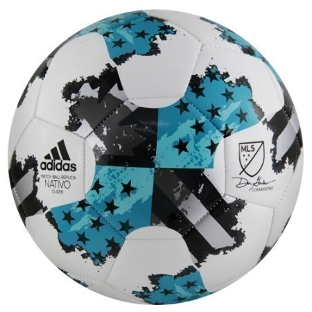 adidas 2017 MLS NATIVO GLIDER BALL Thumbnail