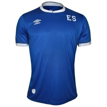 UMBRO EL SALVADOR YOUTH HOME JERSEY 2017 Thumbnail
