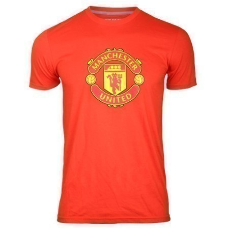 adidas MANCHESTER UNITED CREST T-SHIRT Thumbnail