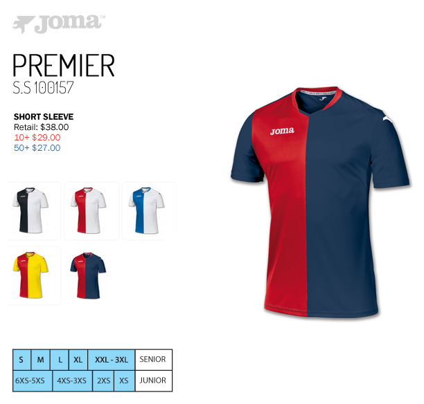 3e88c879280 Joma 2015 Soccer Uniforms | Soccer Locker